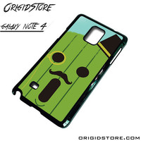 Cactuar Face Cactus Case For Samsung Galaxy Note 4 Case