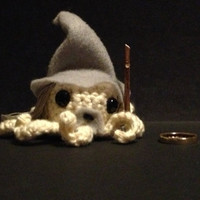 Gandalf the Gray Octopus.. Must Have for any LOTR Fan :)