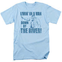 Livin In A Van Down By The River