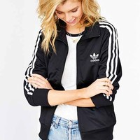adidas Originals Firebird Track Jacket- Black