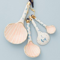 Anthropologie Seashell Measuring Spoon Set | Nordstrom