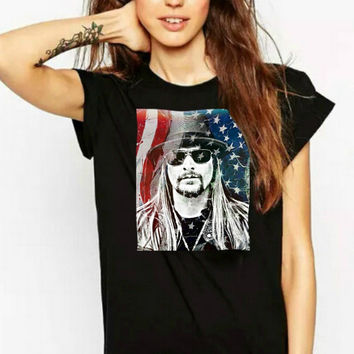Kid Rock T-Shirt  | Lisa Jaye Art Designs