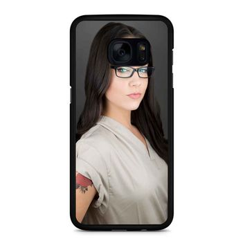 Orange Is The New Black Alex Vause 6 Samsung Galaxy S7 Edge Case