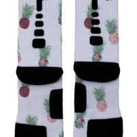 Crazy Pineapple Custom Nike Elites