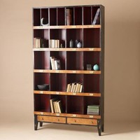 TALL DRAPER'S CABINET