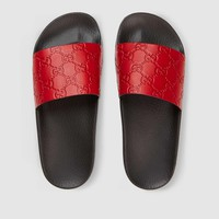 Gucci Casual Fashion Women Sandal Slipper
