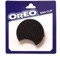 BAG CLIP OREO COOKIE
