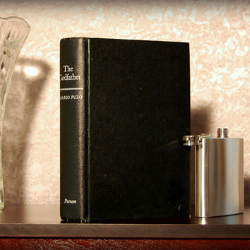 The Godfather (with Flask, Vintage 1969) / Mario Puzo