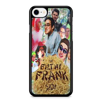 Filthy Frank - King Of Filth iPhone 8 Case