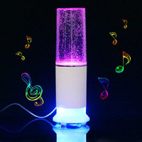 New Model Light Show Fountain Speaker