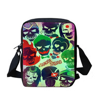 Suicide Squad (Movie Poster) Crossbody Purse Bag