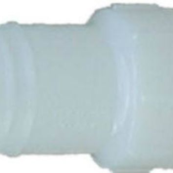 "Genova 360414 Nylon Insert Adapter, 1-1/4"", White"
