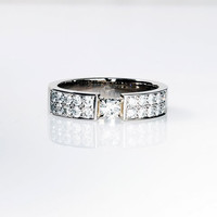 Diamond engagement ring for sale Rings for by TorkkeliJewellery