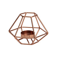 Metal Tea Light Holder - from H&M