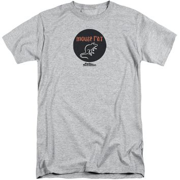 Parks & Rec - Mouse Rat Circle Short Sleeve Adult Tall Shirt Officially Licensed T-Shirt