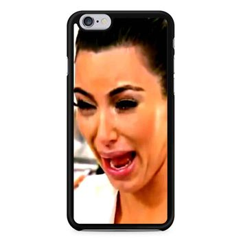 Kim Kardashian Crying iPhone 6/6s Case