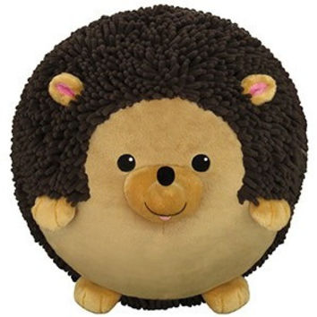 Squishable Happy Hedgehog 15""
