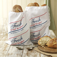 Bread Bags in bread making accessories at Lakeland