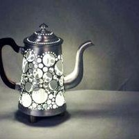 Gorgeous Lamps Fashioned from Discarded Kitchenware | Inhabitat - Green Design Will Save the World