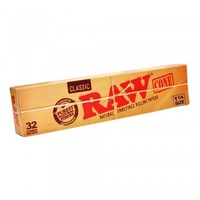 """RAW Pre-Rolled 1 1/4"""" Cones - 32 Pack"""