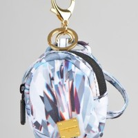 Sprayground Diamond Mini Keychain
