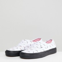 Vans X Lazy Oaf Exclusive To ASOS Authentic Sneakers at asos.com