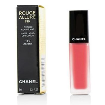 Chanel Rouge Allure Ink Matte Liquid Lip Colour - # 142 Creatif Make Up