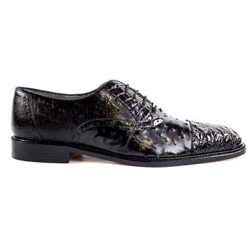 Onesto II Ostrich & Crocodile Oxford by Belvedere