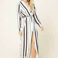 Selfie Leslie Striped Romper