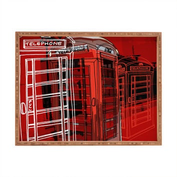 Aimee St Hill Phone Box Rectangular Tray