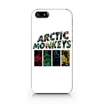 M-576- Arctic monkeys design for iPhone 4/5/5C/6 case, Samsung galaxy S4/S5/Note3 case