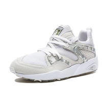 BAPE X PUMA BLAZE OF GLORY - WHITE | Undefeated