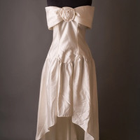 Sixteen Candles 1980's Vintage Party Dress