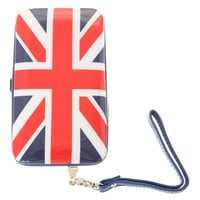 Union Jack iPhone 5 Hinge Wallet | Hot Topic