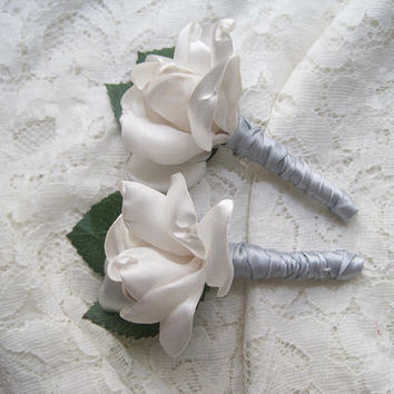 Boutonniere Handmade Can Be Designed in Most Colors Groom Groomsmen Prom Homecoming Special Occasions Custom Order