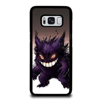 pokemon gengar samsung galaxy s3 s4 s5 s6 s7 edge s8 plus note 3 4 5 8  number 3