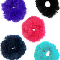 DIVA FURRY HAIR BAND