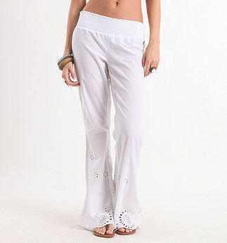 Morning Revealers Cutout Pants