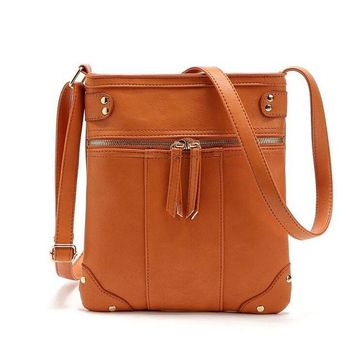 High quality cross body stylish design shoulder bag