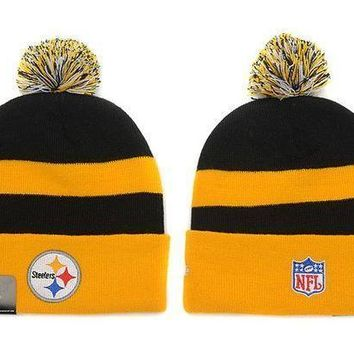 Pittsburgh Steelers Beanies New Era Nfl Football Cap