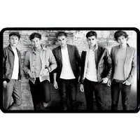 One Direction Guys Black White Color for Kindle Fire Hard Cover Case / Made to Order / Custom Case