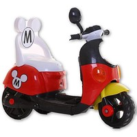 Three colors Mickey ride on electric motorcycle bike For 1-5 years old age child