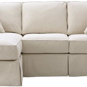 Mayfair Sofa And Chaise Slipcover From Home Decorators