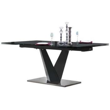 "Casabianca Tempo Collection CB-317DT 71""-103"" Extendable Dining Table"