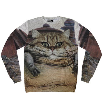 Jabba The Cat Sweatshirt