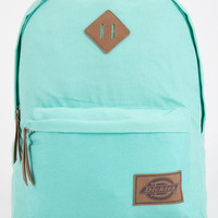 Dickies Canvas Backpack Mint One Size For Women 26661652301