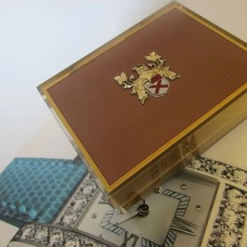 Lord Elgin When Case Crown Crystal Are Intact American Watch Box