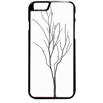 Tree Silhouette For iPhone 6 Plus Case *ST*