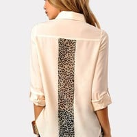 Animalize That Blouse in Ivory