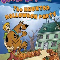 The Haunted Halloween Party (Scholastic Readers: Scooby-Doo)